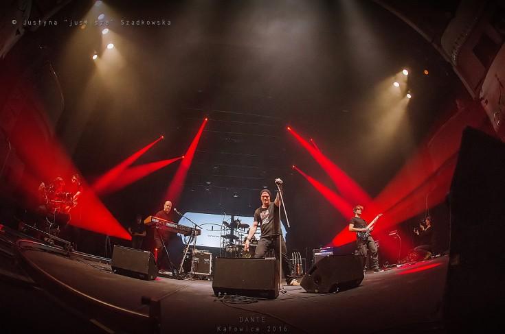 DANTE Band Katwoice Pendragon © Justyna 'justisza' Szadkowska