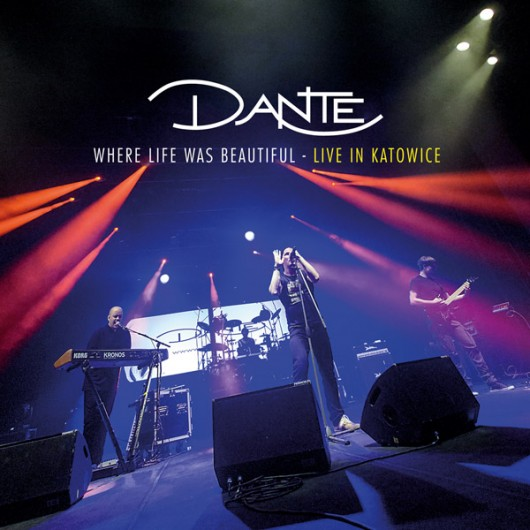 DANTE - Where LIfe Was Beautiful Cover