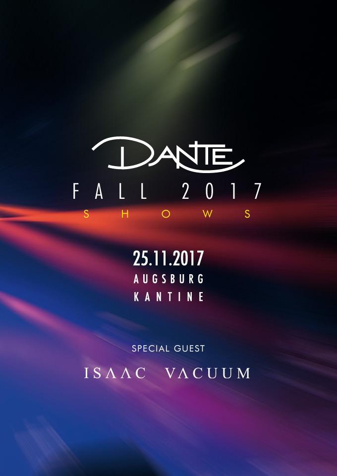 DANTE Fall 2017 Augsburg Isaac Vacuum